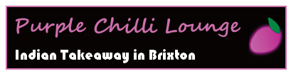 The Purple Chilli Lounge an Indian Takeaway in London
